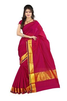Saree Blouse, Sari, Soft Silk Sarees, Silk Sarees Online, Saree Collection, Cotton Silk, Clothing Accessories, Traditional Dresses, Indian Outfits