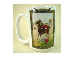 A Cowboy Stole My Heart 15 oz. Mug by Cowbelles on Etsy, $14.00