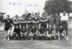 1970-71: vince il campionato la Cremonese con 53 punti, retrocediamo con 27 punti. La stagione successiva saremo ripescati.