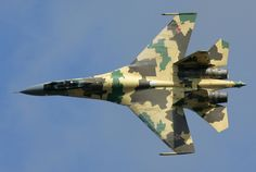 Why Russia's Enemies Should Fear the Su-35 Fighter | The National Interest Blog