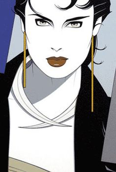 Gallerie Michael 1982 by Patrick Nagel