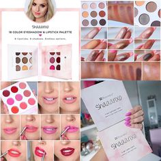 We have a date!!!!!! #bhcosmetics X @shaaanxo #shaaanxopalette Will be available…