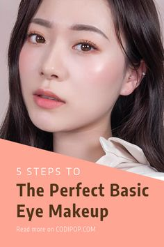 In this article, we'd like to share how to perfect a basic eye makeup look! No fuss, no frills – just something simple, flawless and easy to do. Beauty Tips For Face, Fashion And Beauty Tips, Best Beauty Tips, Beauty Hacks, Makeup Artist Tips, Makeup Tips, Beauty Makeup, Makeup Ideas, Basic Eye Makeup