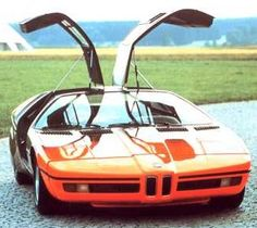 Gullwing Doors Bmw Turbo 328i Roadster 70s Cars M5
