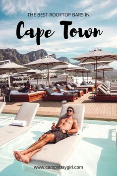 5 Awesome Rooftop Bars In Cape Town - Campsbay Girl