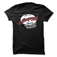 Its a COLLINGWOOD Thing. ! - #cheap sweater #sweater women. PURCHASE NOW => https://www.sunfrog.com/Names/Its-a-COLLINGWOOD-Thing-.html?68278