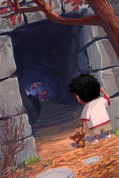 Cave Monster, Goro Fujita