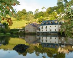 This house stay at nears lagoon, perfect family home or as an investment holiday rental property. An idyllic setting on the banks of the River Dart Rocky Shore, Devon England, River Bank, Rental Property, Home Interior Design, Banks, Home And Family, Sweet Home, House Design