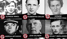 Old Nazis May Be Dying Off But Nazi Hunting Continues to Thrive - http://www.warhistoryonline.com/war-articles/nazis-dying-nazi-hunting-continues-thrive.html