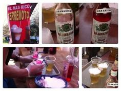 VIDEO: The Chilean Terremoto Drink | A short #video on the preparation of the Chilean Terremoto drink and the story of this traditional drink of #Chile. #Terremoto is not only the Spanish word for earthquake, but also the name of an alcoholic drink. Via http://www.speakinglatino.com/chilean-terremoto-drink/