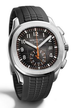 Introducing: Patek Philippe Aquanaut – the First Aquanaut Chronograph Men's Watches, Dream Watches, Luxury Watches, Fashion Watches, Nice Watches, Wrist Watches, Men's Fashion, Patek Philippe Skeleton, Patek Philippe Aquanaut