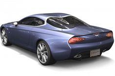 Aston Martin Zagato Centennial Coupe