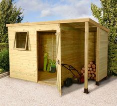 Wooden Garden Sheds - Who Has The Best