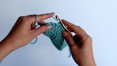 Beginner Crochet:  How to Single Crochet