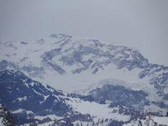 El majestuoso Aconcagua.