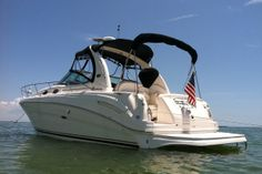 Sea Ray 300 Sundancer - Tampa Yacht Sales - 727.647.5557