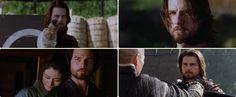 Том Круз в роли американского ветерана Олгрена в фильме Последний самурай 2003