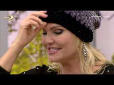 Derya Baykal'la Gülümse: Saçakları Kendinden Atkı - YouTube