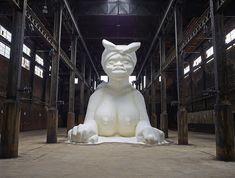 "Creative Time Presents: Kara Walker's ""A Subtlety"" — Google Arts & Culture"