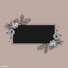 Floral framed wedding invitation vector | free image by rawpixel.com / Sicha Cute Tumblr Wallpaper, Black Phone Wallpaper, Framed Wallpaper, Love Background Images, Flower Background Wallpaper, Flower Backgrounds, Wedding Invitation Background, Wedding Invitation Vector, Picture Templates