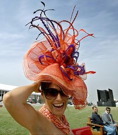 2012 Kentucky Derby Hat