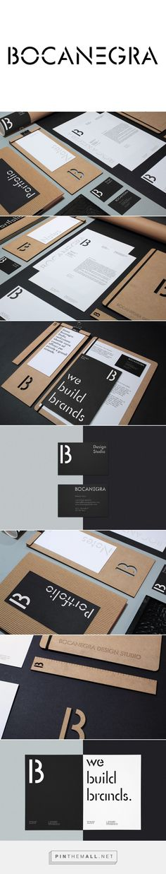 Bocanegra Design Studio Self Branding | Fivestar Branding Agency – Design and Branding Agency & Curated Inspiration Gallery