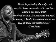 Musicians quote of the day: Tom Petty Custom Guitar Picks, Custom Guitars, Musician Quotes, Legend Quotes, Stevie Ray Vaughan, Guitar Parts, Tom Petty, Eric Clapton, Jimi Hendrix