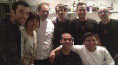 Los Roca en Bogotá: crónica de una gira gastronómica