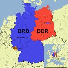 ddr landkarte 1980 DDR's map. | DDR   Deutsche Demokratische Republik | Pinterest  ddr landkarte 1980