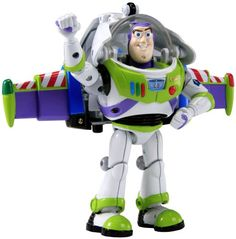 New Images of Disney Label Buzz Lightyear! Transformers