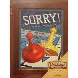 Sorry Vintage Book Game Classic Board Games, Sweet Revenge, The Good Old Days, Home Brewing, Retro Vintage, Hacks, Cool Stuff, Fun, Book