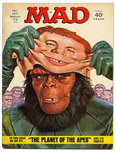 Mad #157, March 1973