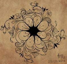 Flower weel by gisellemendes on deviantART
