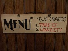 primative kitchen ideas | Primitive Humor Kitchen Sign | Country Kitchen Ideas