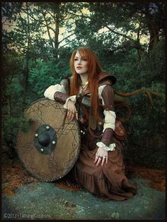 shield maiden costume - Google Search