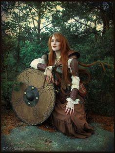 shield maiden costume - Google Search
