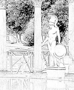 #Styxx Boceto: Templo de Bathymaas Sherrilyn Kenyon Books, Dark Hunter, Book Pages, The Darkest, Literature, Sketches, Hunters, Stones, Characters