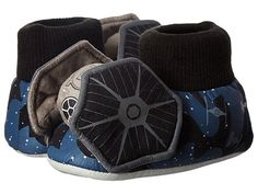 Stride Rite - Star Wars Tie Fighter (Toddler/Little Kid) (Black) Boys Shoes Tie Fighter, Bedtime Routine, Black Boys, Toys For Girls, Boys Shoes, Big Kids, Slippers, Star Wars, Slip On