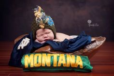 Notre Dame Baby <3