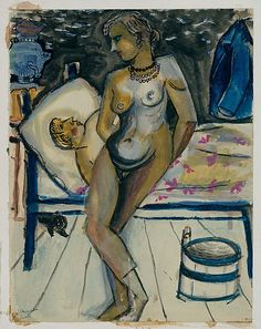 Couple - Marc Chagall : 1911