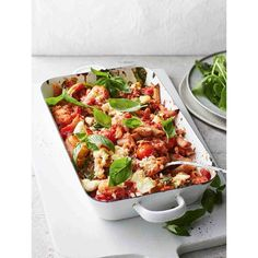 Salmon Pasta Bake Baked Pasta Recipes, Fish Recipes, Tinned Salmon Recipes, Salmon Pasta Bake, Baby Spinach Salads, How To Cook Pasta, Cherry Tomatoes, Vegetable Pizza, Pizza