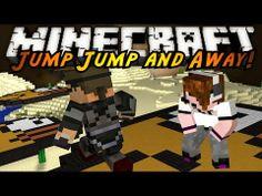 Minecraft Parkour : JUMP JUMP AND AWAY FINALE!