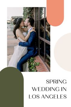 This modern spring wedding in Los Angeles took place at Smoky Hollow Studios. The bride and groom captured couples photography outside of the industrial wedding venue. Industrial Wedding Venues, Outdoor Wedding Venues, Spring Wedding Inspiration, Wedding Ideas, Colorful Weddings, California Wedding Venues, Destination Wedding Planner, Bridesmaids And Groomsmen, Festival Wedding