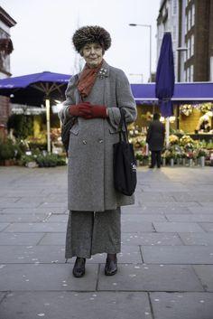They Are Wearing: London - Slideshow - WWD.com
