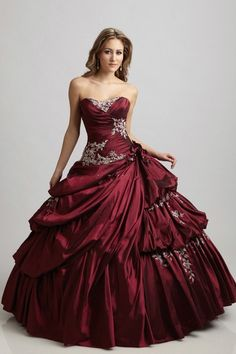 Pretty Sleeveless Floor length Sweetheart Ball Gown Taffeta Lace Up Elegant Luxurious Quinceanera Dress Prom Dress affordable on sale delicate made