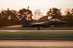 F-15E Strike Eagle, 91-0318, 494th FS