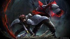 Anime Fight Akame Ga Kill Sword High Definition Image