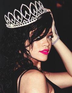 Rihanna (Robyn Rihanna Fenty) ✖️☹❤︎☆☻♡★ RiRi Valentine's Day Look - Hot Pink Lips! Style Rihanna, Rihanna Riri, Rihanna Makeup, Rihanna Thick, Rihanna Baby, Beyonce, Christina Aguilera, Nicki Minaj, Divas