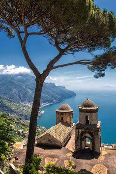 Ravello, Italy.