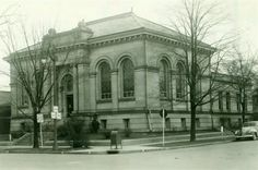 Library 1940's